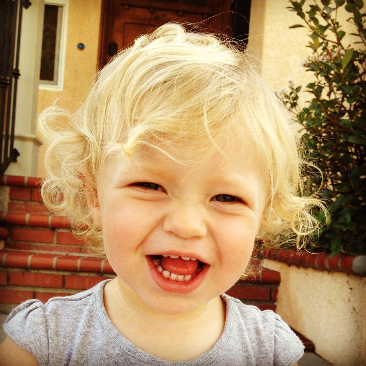 Help! My Kid Has Curly Hair!