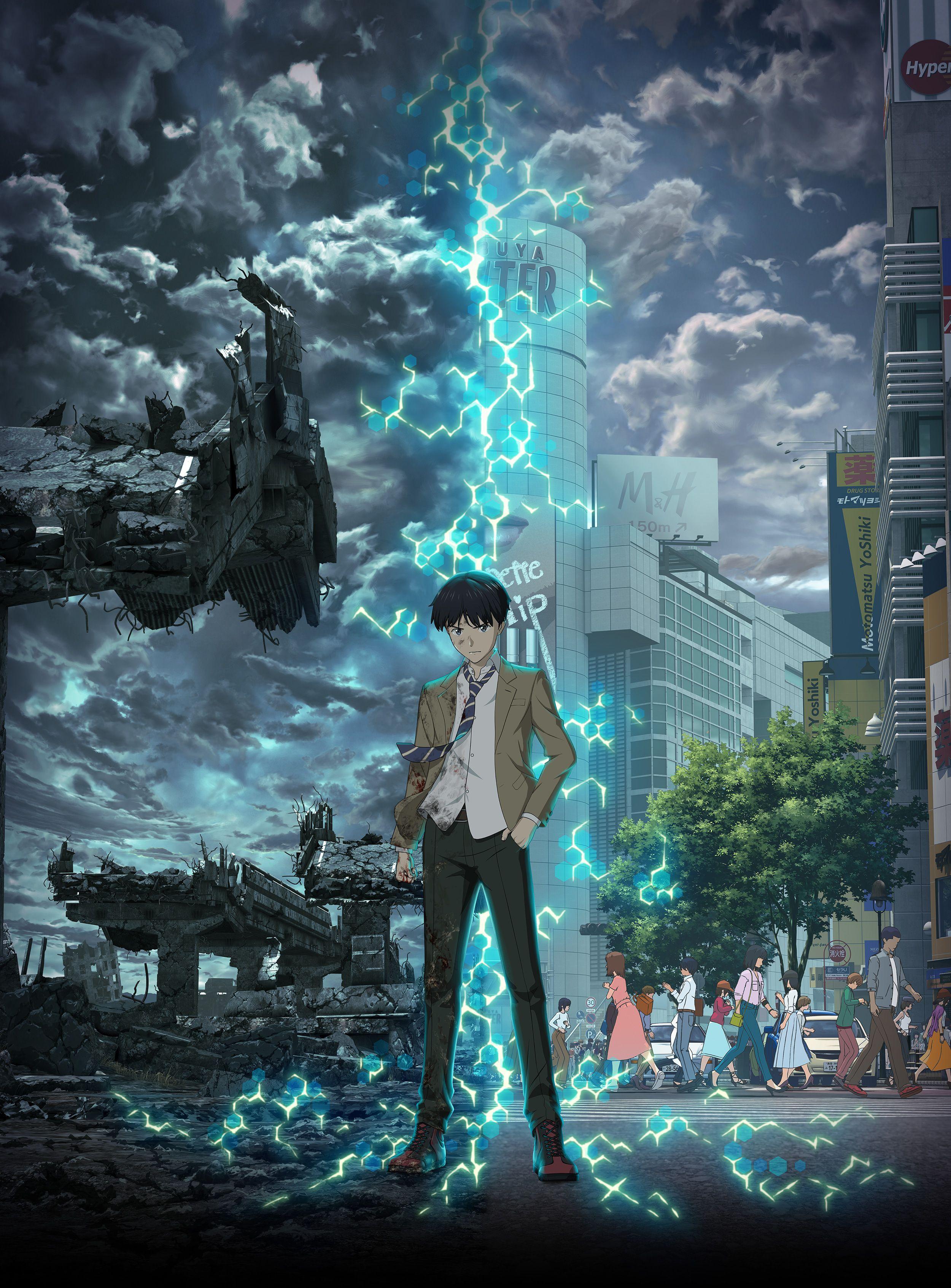 TVアニメ「revisions リヴィジョンズ」公式サイト アニメ, 中二病, 設定画