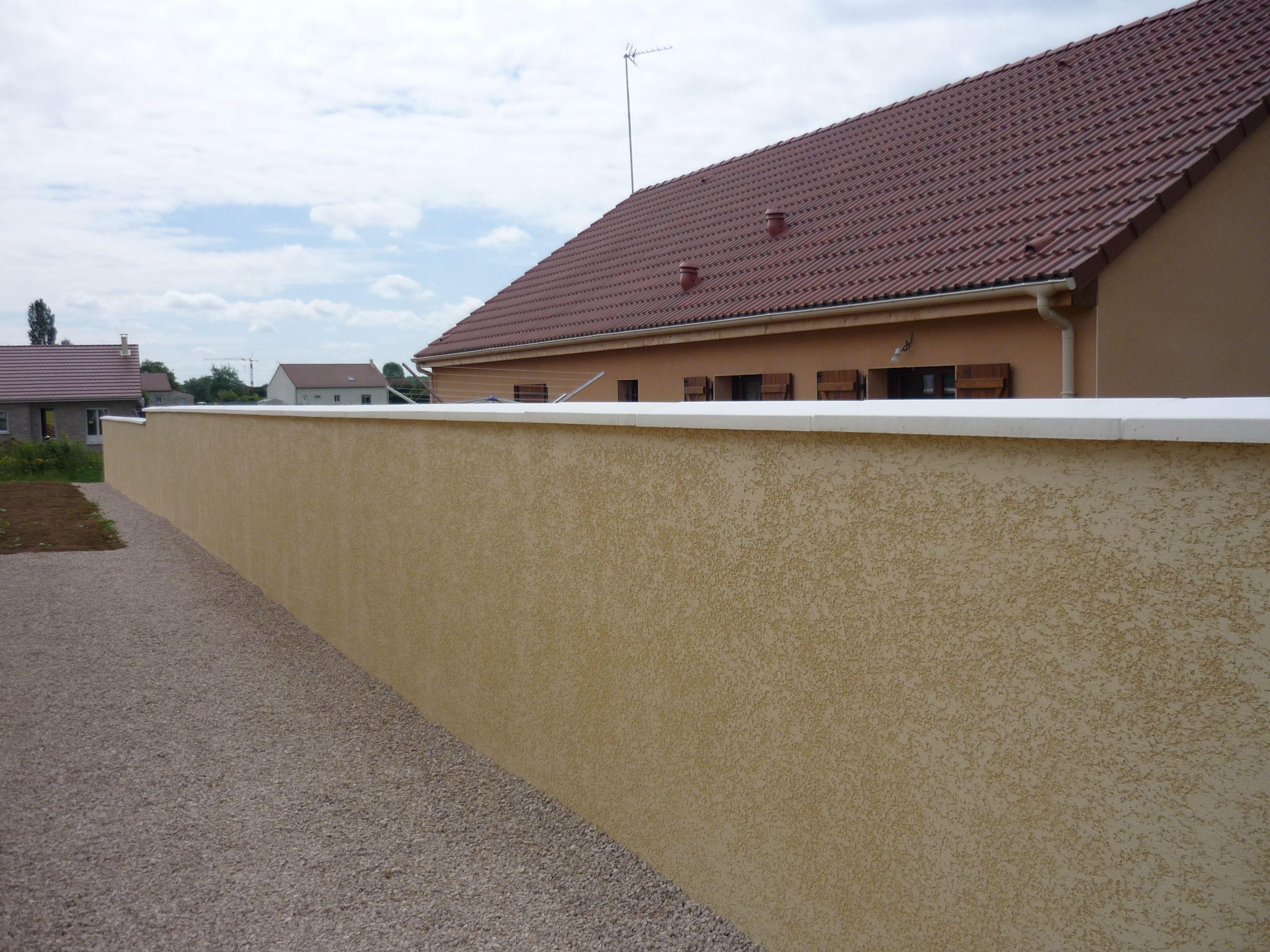 Couvertine En Pierre couvertine blanche deux pentes lisse pour mur de 20 cm; en pierre