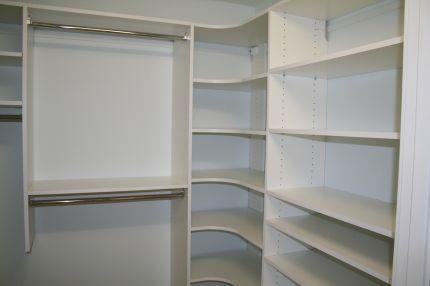 Corner Shelving For My Closet Favorite Places