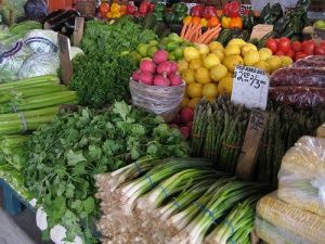 Tips on finding local farmers markets.