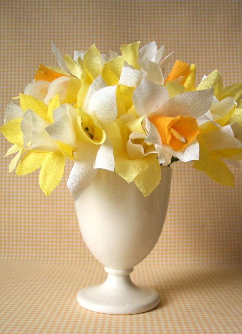 Spring flowers lovely stuff pinterest diy flowers daffodils