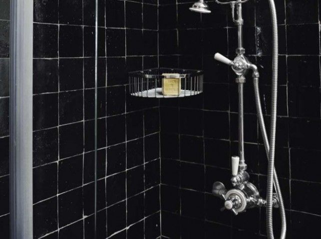 Best Salle De Bain Zellige Noir Ideas - Amazing House Design ...