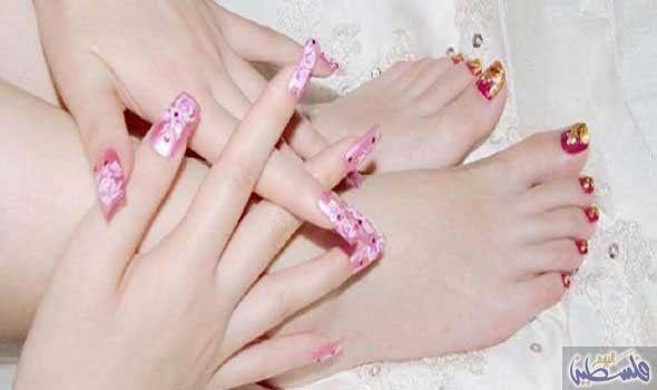 خلطة بياض الثلج لليدين والرجلين Beauty Nail Salon Builder Gel Nails Toenail Fungus Cure