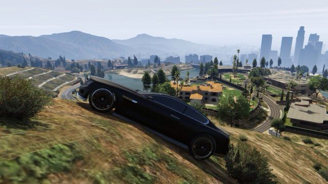 Car Location Vinewood Hills - CARCROT
