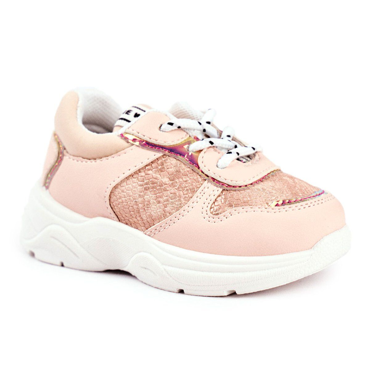 Frrock Obuwie Sportowe Dzieciece Wezowe Rozowe Matylda In 2020 Baby Shoes Shoes Sneakers