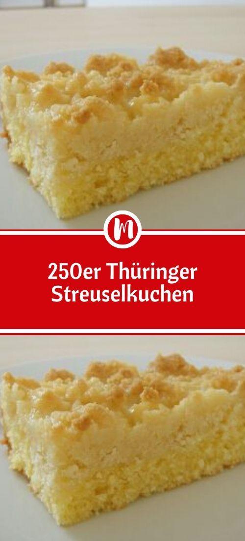 250er Thuringer Streuselkuchen In 2020 Crumble Cake Food Baking