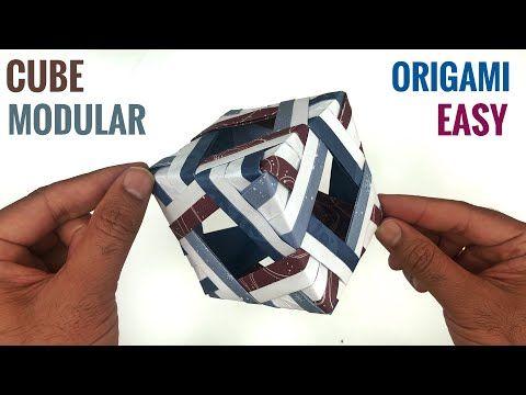 Photo of Origami dekorativer Würfel – 1025 – YouTube