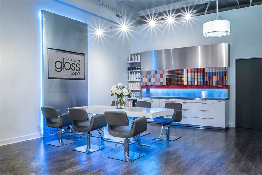Salons of the Year 2017 Gloss Salon and Spa