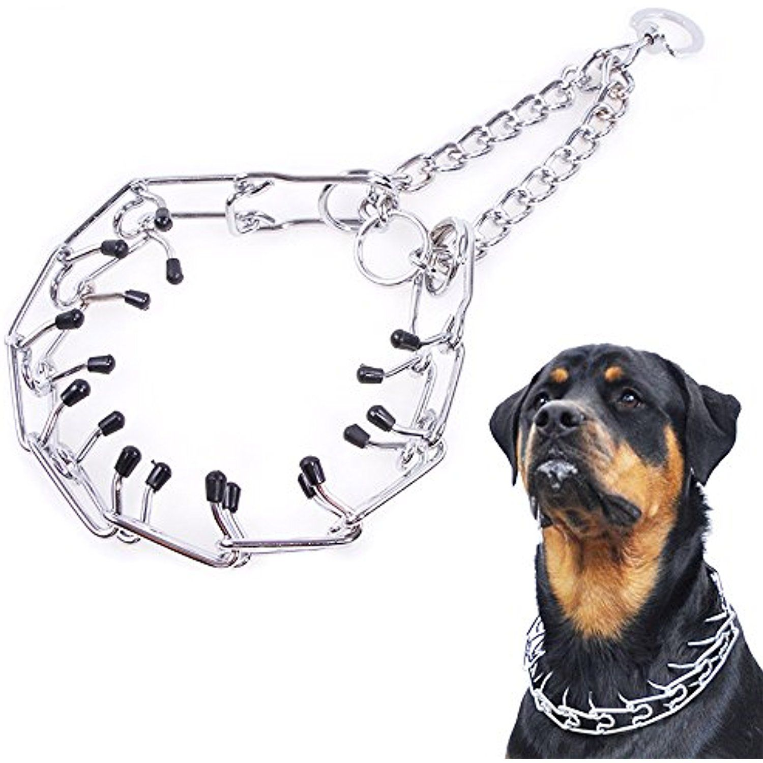 Dog Prong Training Collar Xl 23 6 Learn More By Visiting The