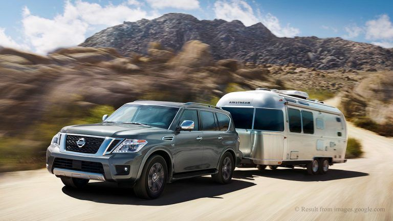 What Suv Has The Best Towing Capacity Nissan Armada Nissan Suv