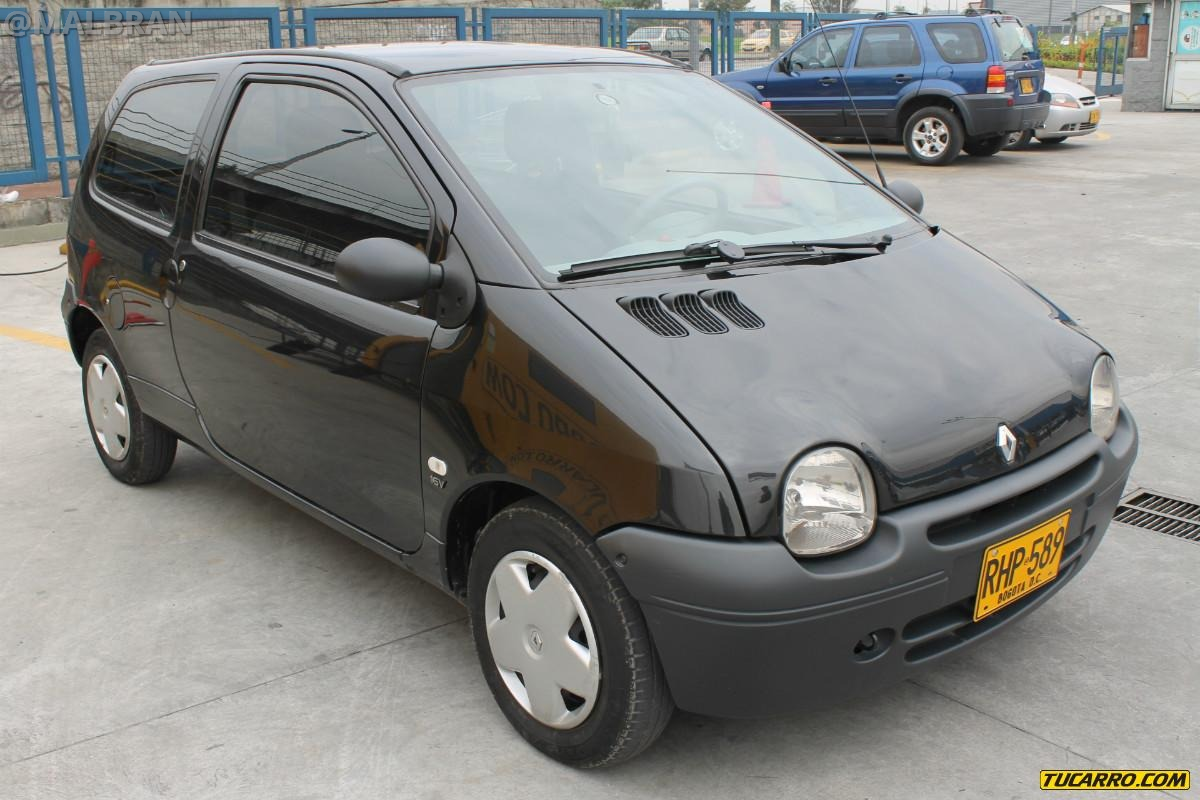 All photos of the renault rodeo 6 on this page are represented for - Renault Twingo Auto Car Automovil Tuning Modificado Negro Black