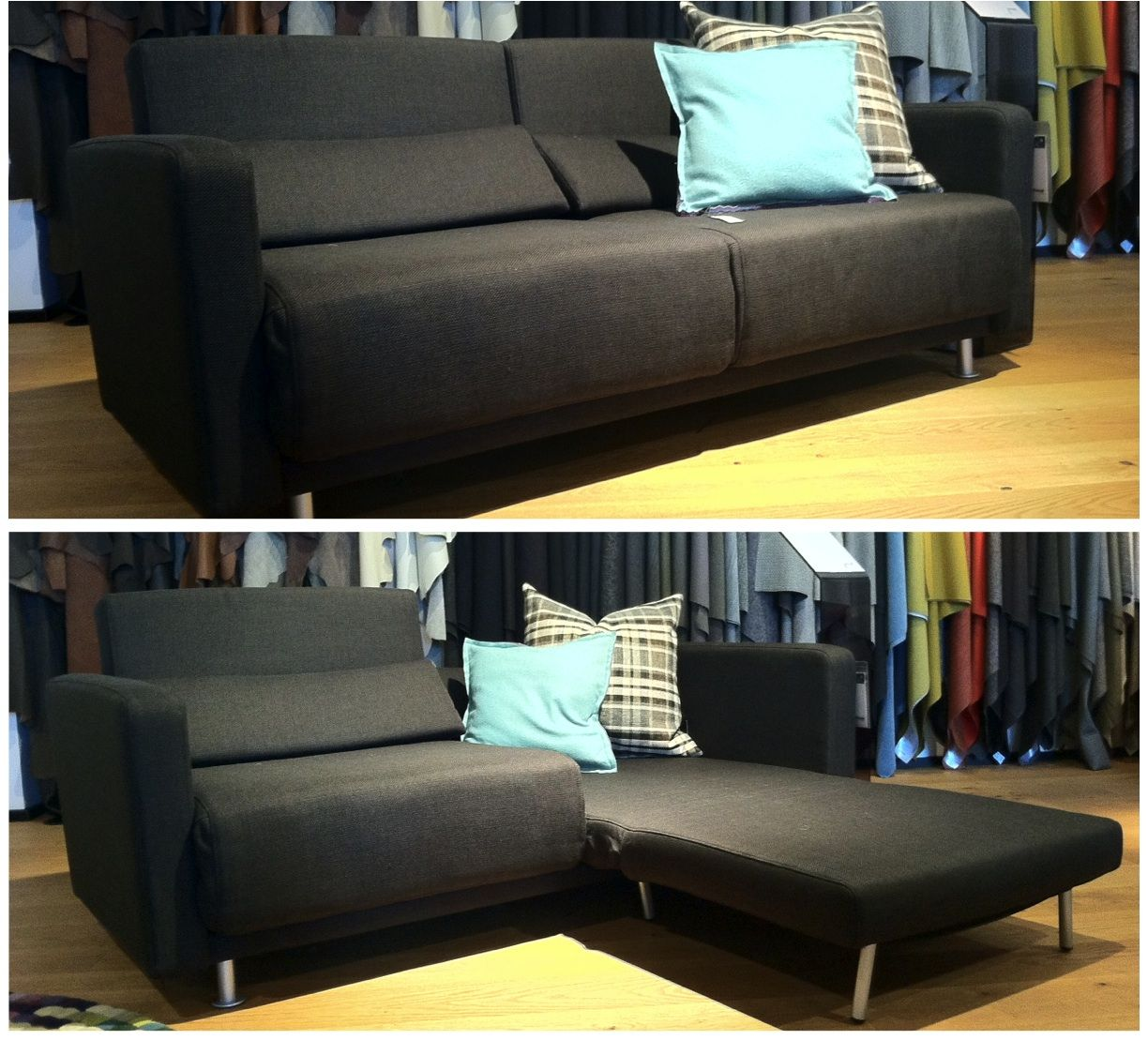 Sofa Boconcept Boconcept Sofa With Reclining And Sleeping Option ...