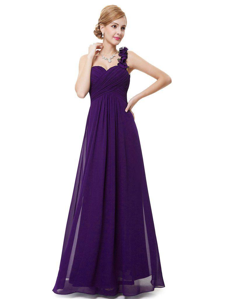 Vestido de fiesta largo | Vestidos elegantes | Pinterest | Vestidos ...