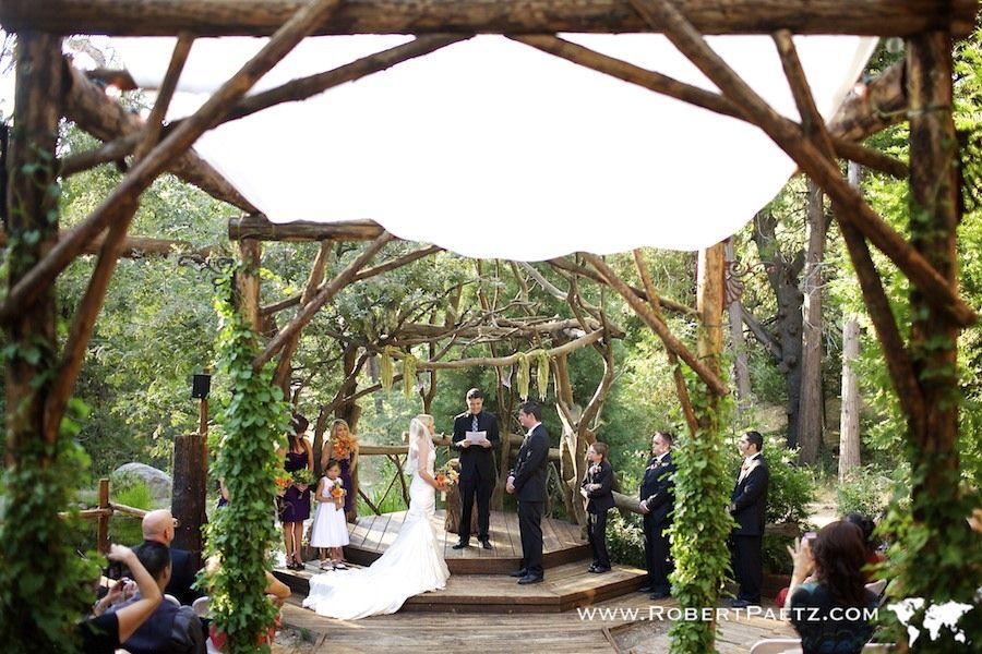 Big Bear Arrowhead Pine Rose Cabins Wedding Los Angeles Orange County Mountain Photography Photo Yosemite Wedding Forest Wedding Venue Bear Wedding
