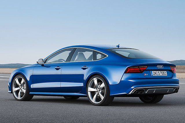 Audi A7. Sexy, sleek and simply superb.