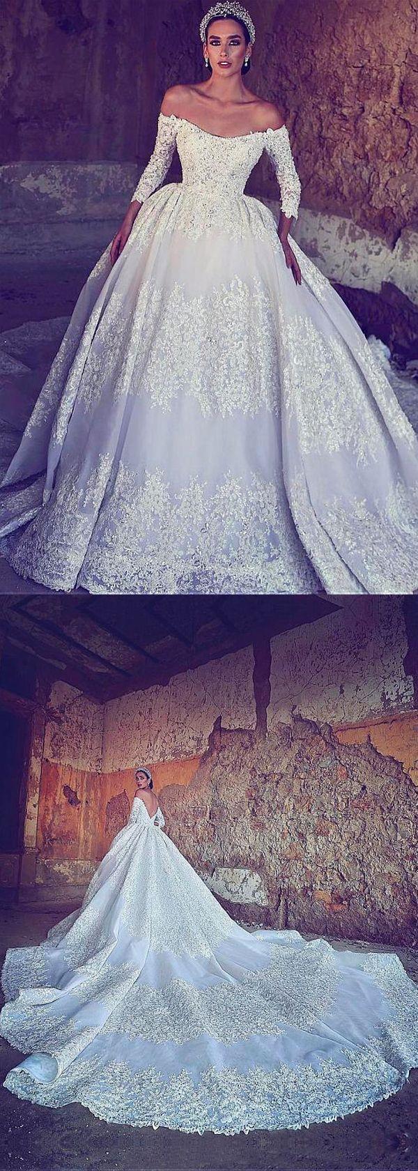 pinterest: @isabubs | my wedding | Pinterest | Vestidos de novia, De ...