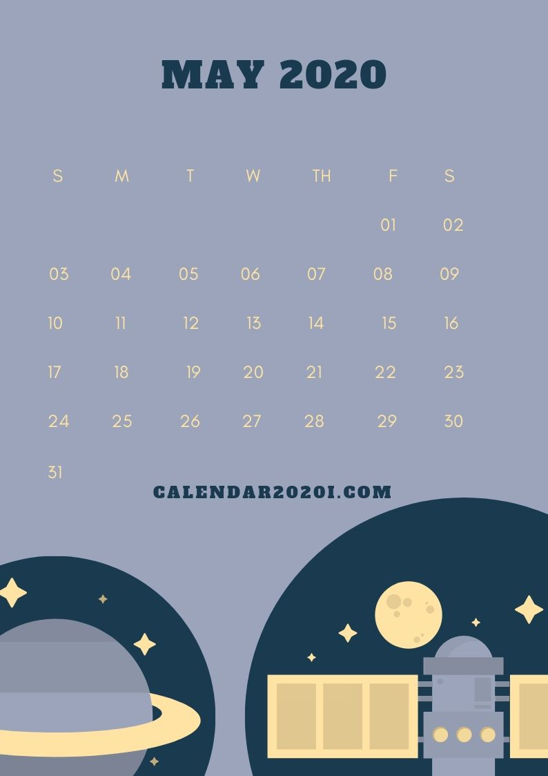 May 2020 Calendar Wallpaper May 2020 iPhone Calendar Wallpaper | Calendar 2020 | Calendar 2020