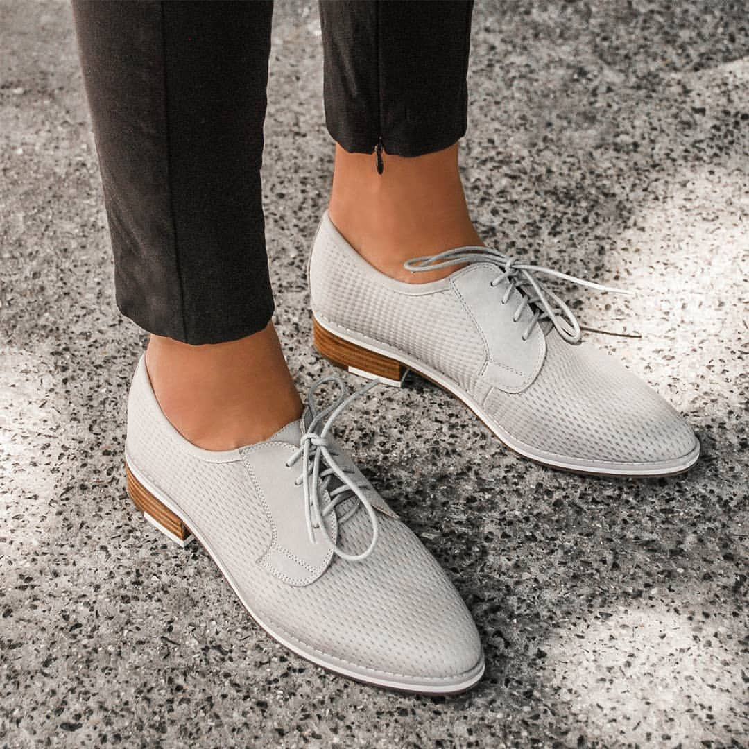 036abdd7adf Just the essentials 👌 #JoMercer YUKA lace up shoes | SHOES | Shoes ...