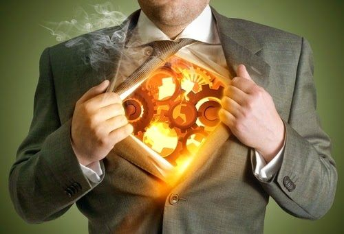 STRATEGI ENTREPRENEUR: Anda adalah Rahasia Kesejahteraan Anda Sendiri