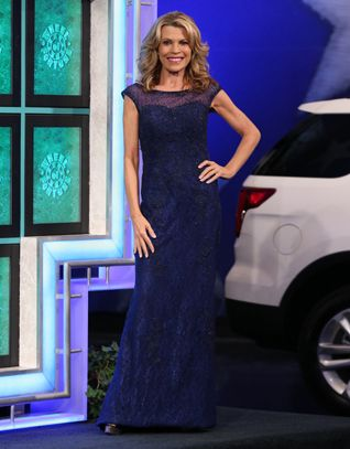 Blue illusion black lace dress
