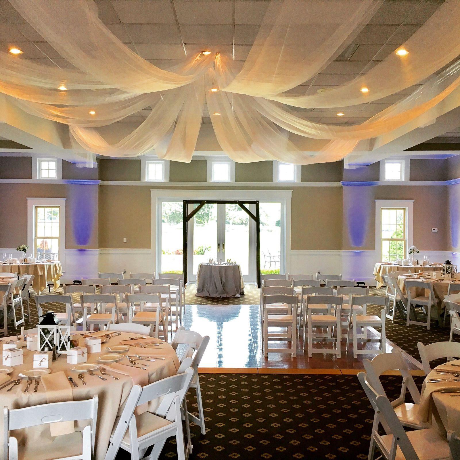 Indoor Wedding Ceremony Brampton: Fowler's Mill Golf Course