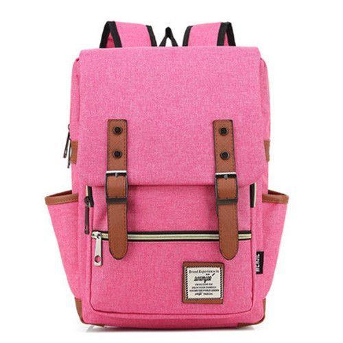 6077848c5d8 fashion women bags canvas backpack men oxford travel backpacks retro  fashion women bags canvas backpack men