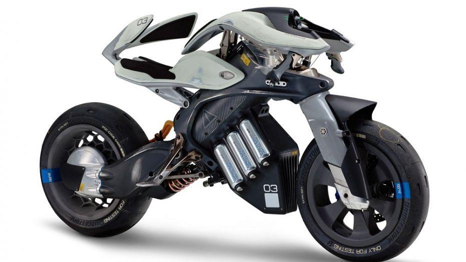 Yamaha Electric Motorcycle >> Yamaha Reveals Wild Electric Motorcycle Concept Velocity