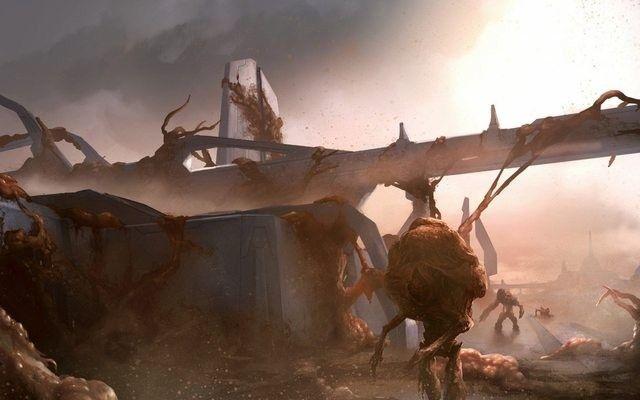 The Flood V  Doom Slayer - (Halo/Doom) | SpaceBattles Forums