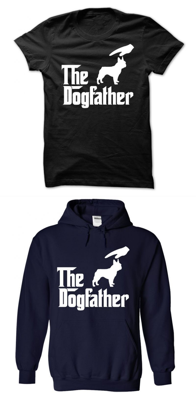 Dog T Shirt Face Swap The Dogfather French Bulldog #dog #apparel #discount #dog #t #shirt #for #humans #dogs #ear #t #shirts #langley #givenchy #2 #dog #shirt