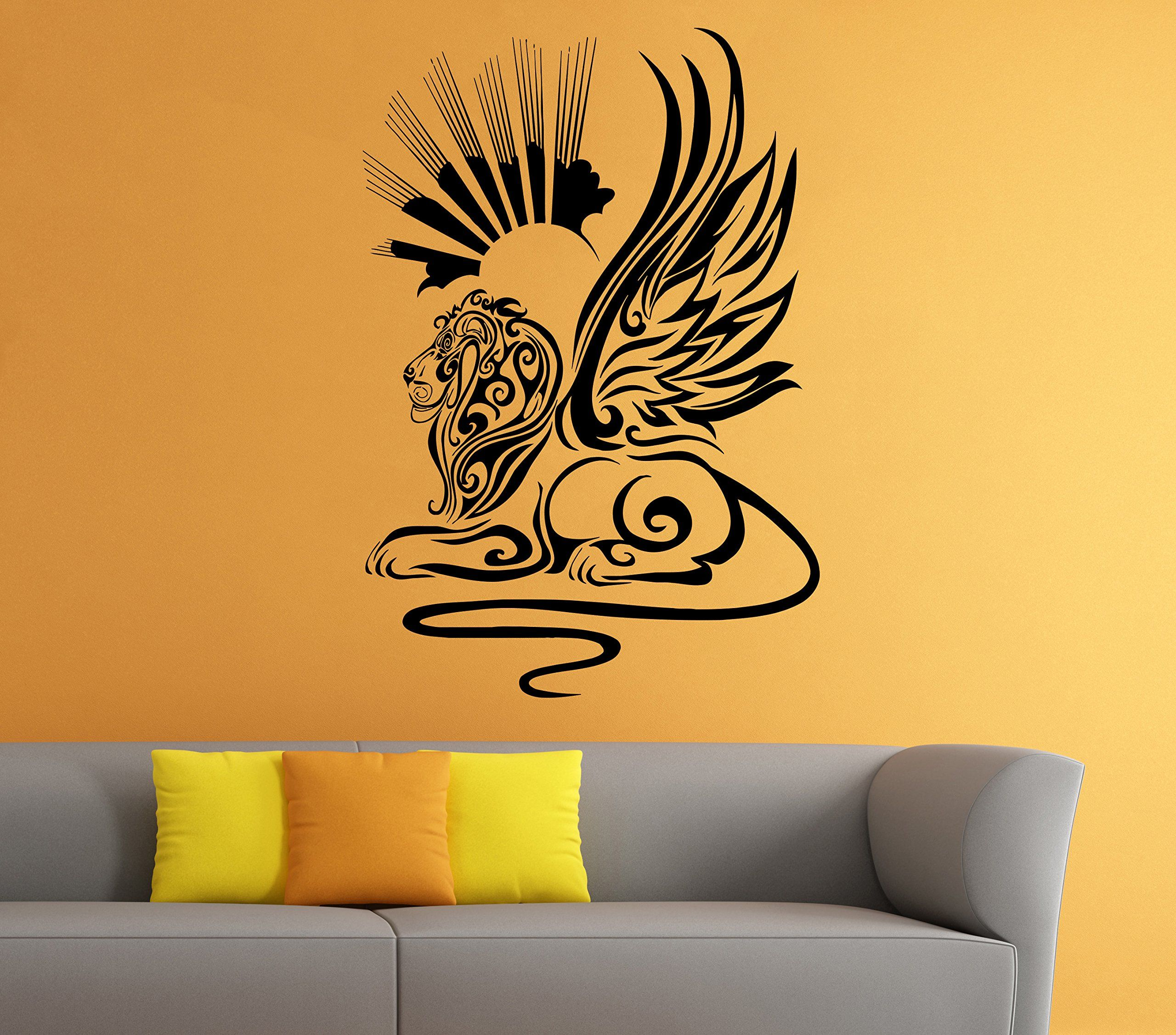 Wall Stickers Vinyl Decal Home Decor Egyptian Symbol Art Design ...