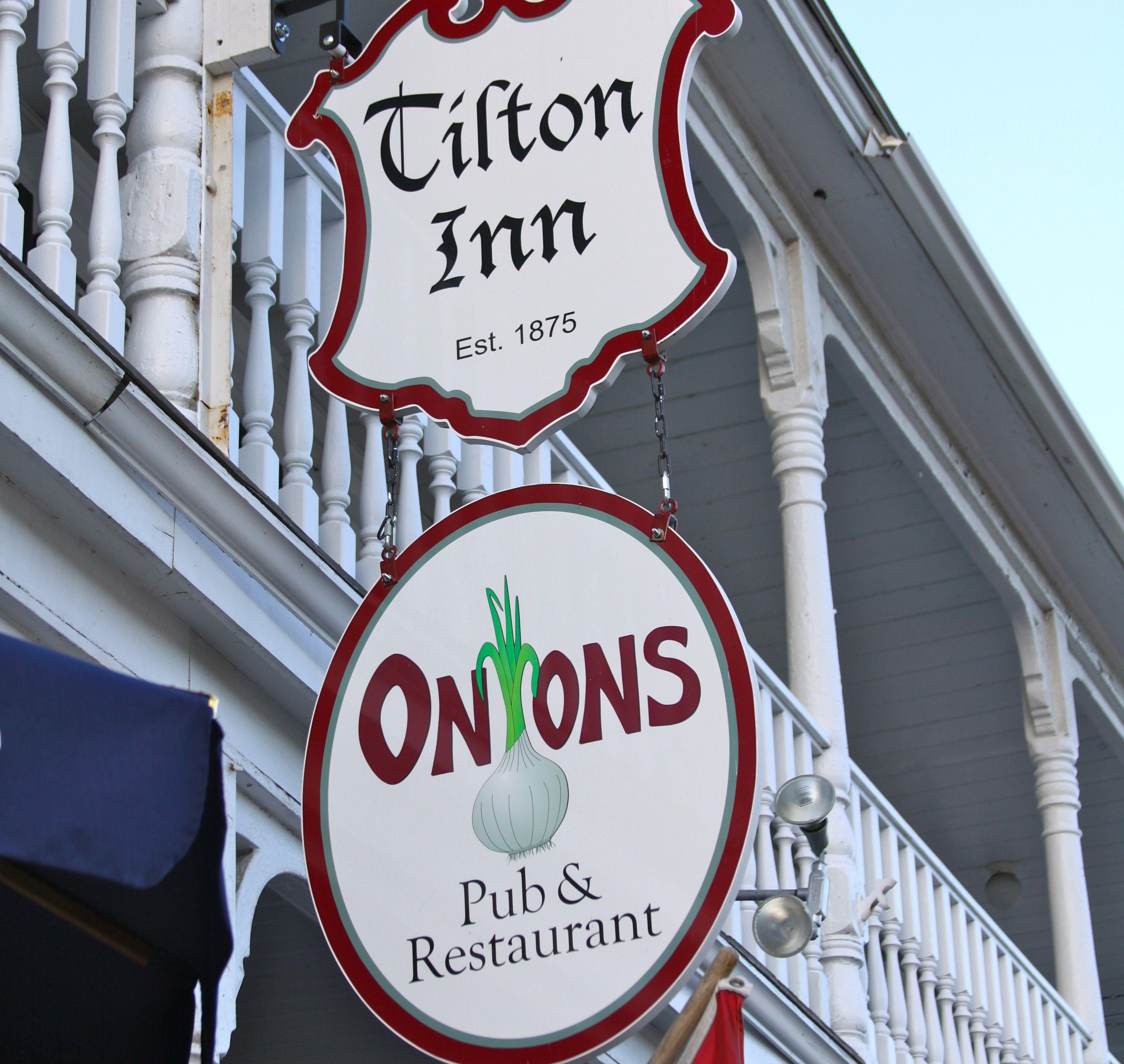 Onions Restaurant Tilton Inn Tilton Nh Restaurant Good Eats Tilton