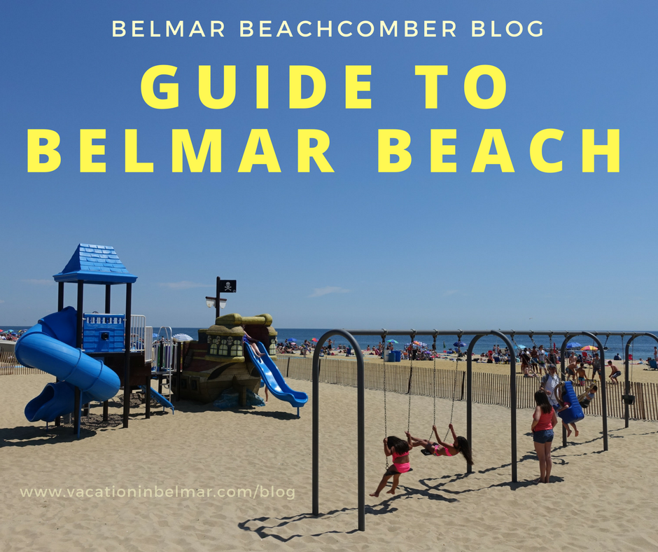 Visitor Guide To Belmar Beach Tags Parking And More Live