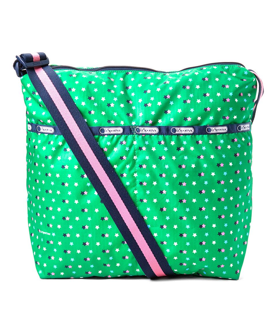 This Stargazer Cleo Crossbody Hobo by LeSportsac is perfect! #zulilyfinds