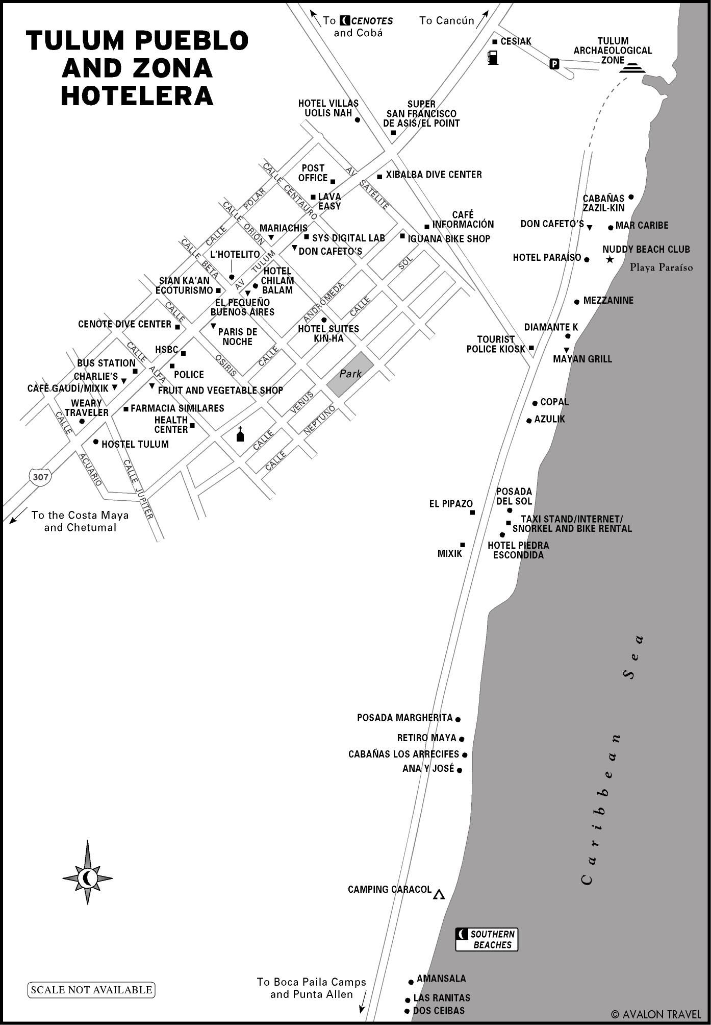 Tulum Beaches and Cenotes Tulum beach Tulum and Quintana roo