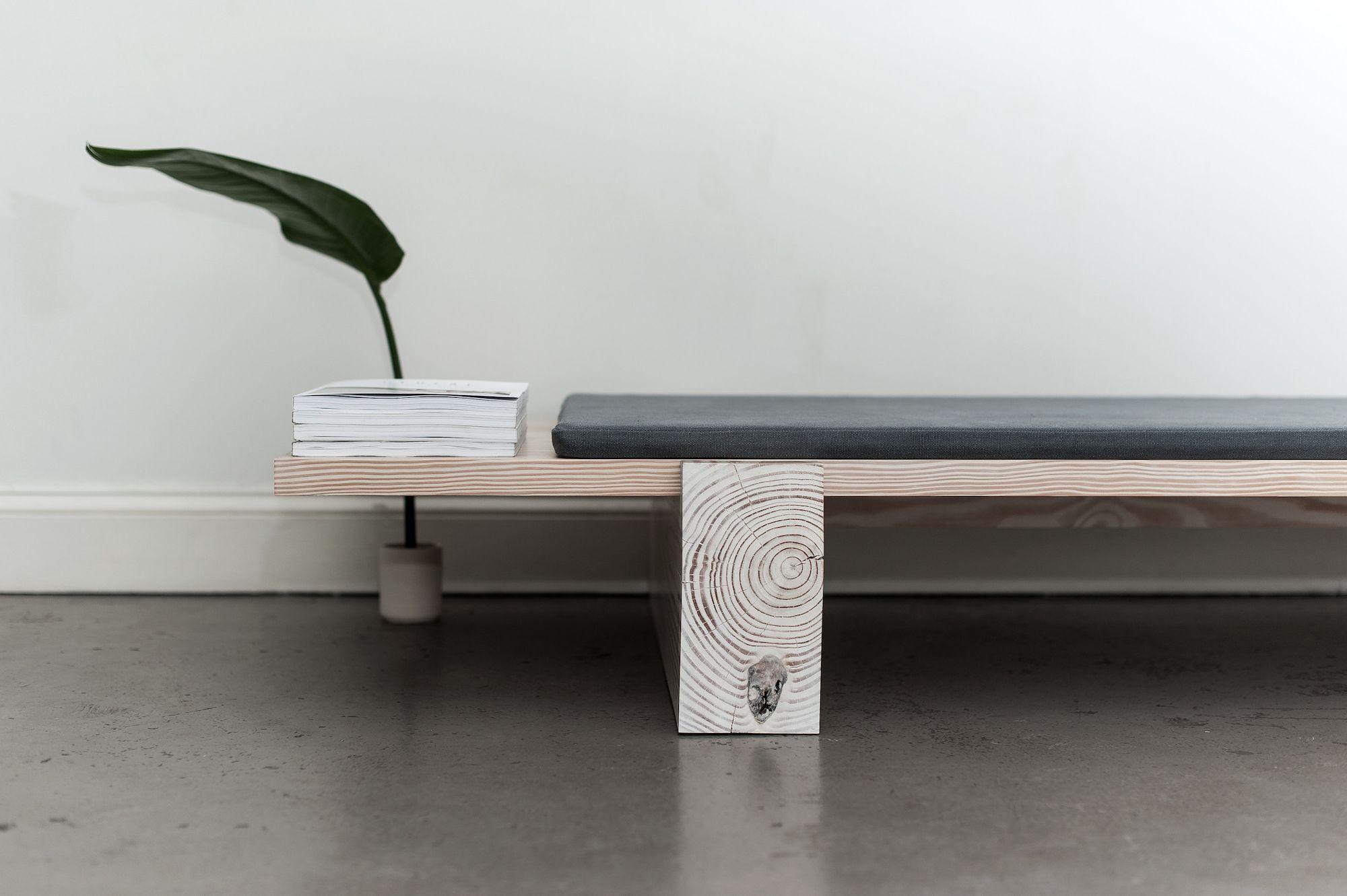 Leibal Minimal Design Publication Minimal Furniture Bench Furniture Living Room Bench