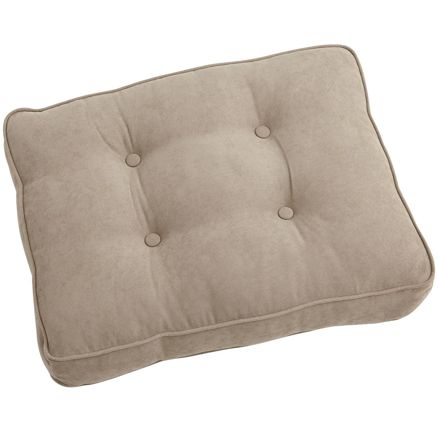 Ottoman cushion in calliope spice products
