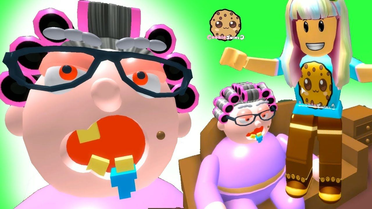 Roblox Escape The Pet Store Obby Youtube My Grandmas Crazy House Roblox Obby Let S Play Video Games With Cooki Cookie Swirl C Roblox Crazy House