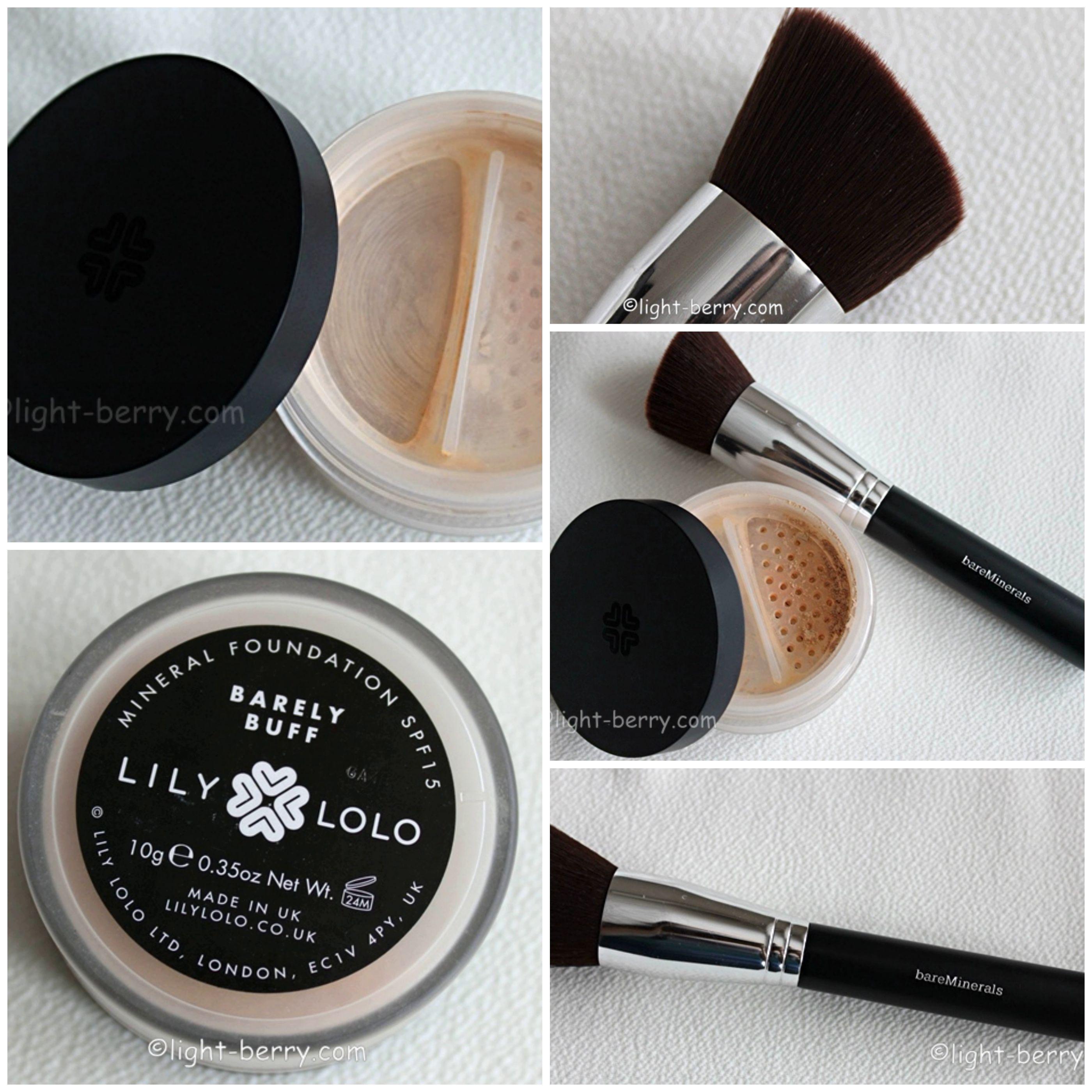 Lily Lolo Makeup Review Jenni Raincloud lilylolo