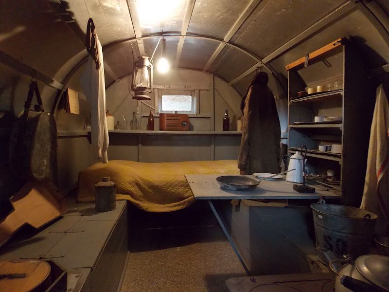Sheep Wagon Interiors Interior Of A Sheep Herder S Wagon They Would Stay Out With The She Tiny House Rentals Small Cabin Plans Horse Trailer Living Quarters
