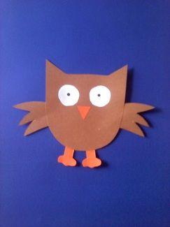 24 owl crafts kindergarten ideas