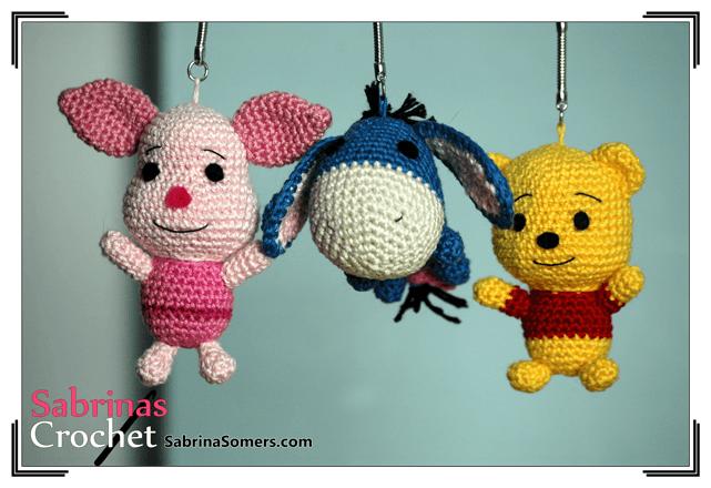Free Amigurumi Disney Patterns : Http: www.sabrinasomers.com free amigurumi crochet pattern eeyore