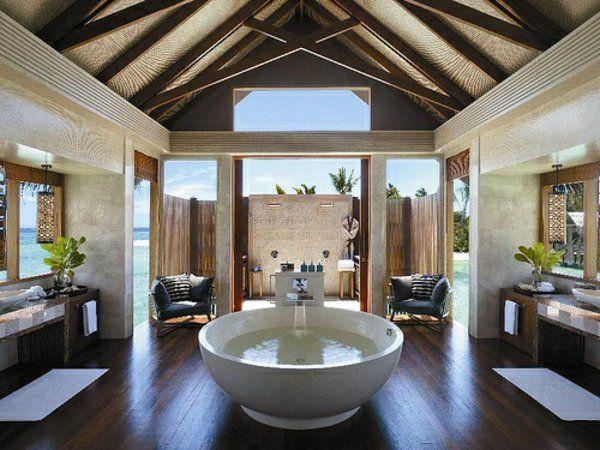 50 Badezimmergestaltung Ideen für Ihre innere Balance | Pinterest ...