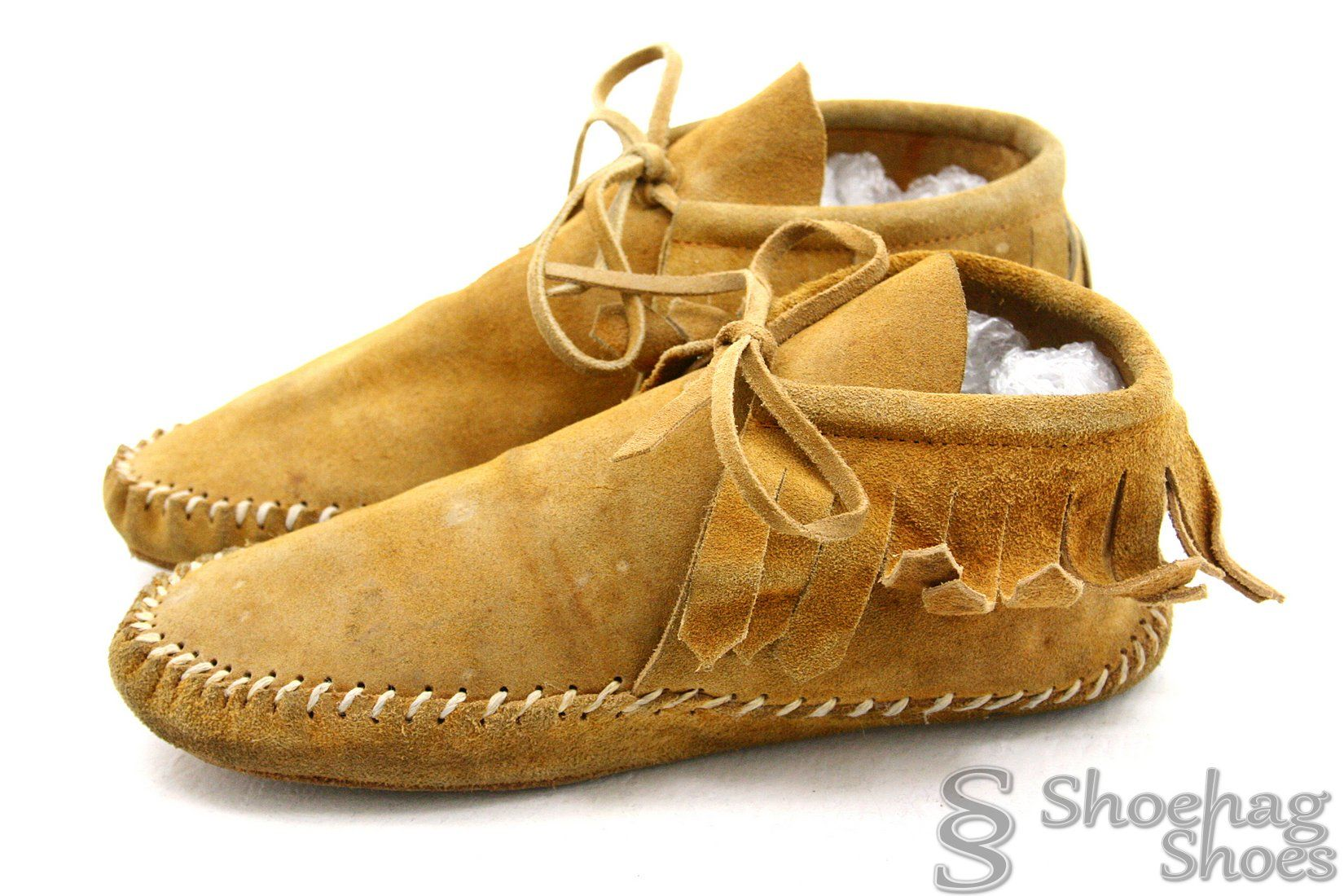 2d6a42419ac Handmade Womens Moccasins White Leather ...