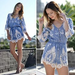Friend in Fashion * - THE PLAYSUIT