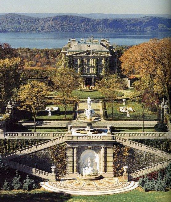 Beautiful Places Hudson Valley: Kykuit. New York Social Diary.