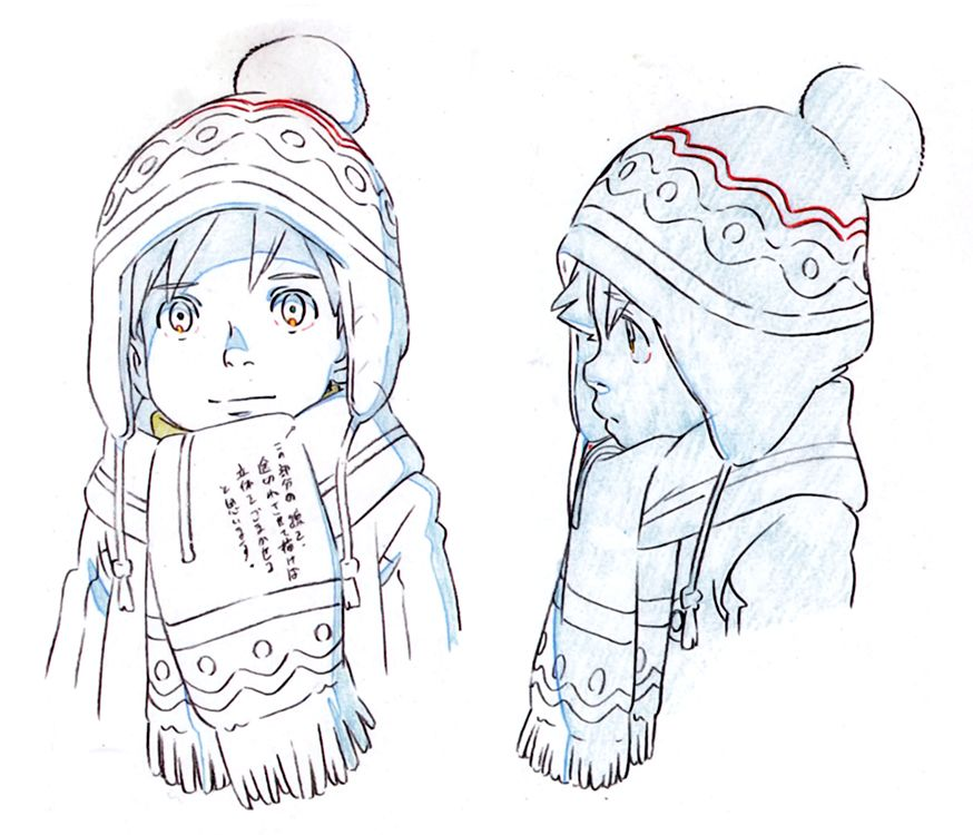 Good Anime Character Design : Artbooksnat eureka seven good night sleep tight young
