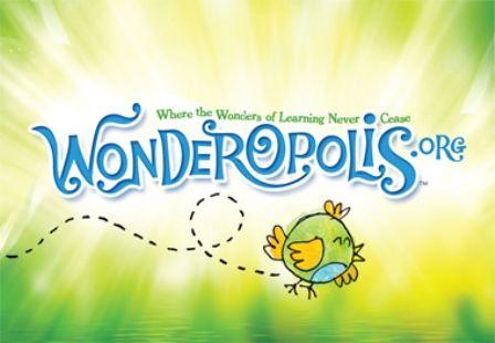 Image result for wonderopolis