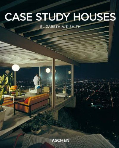 Case Study Houses: 1945-1966: The California Impetus (Taschen Basic Architecture) by Elizabeth Smith http://www.amazon.com/dp/3822846171/ref=cm_sw_r_pi_dp_KzD8tb0C00HEJ