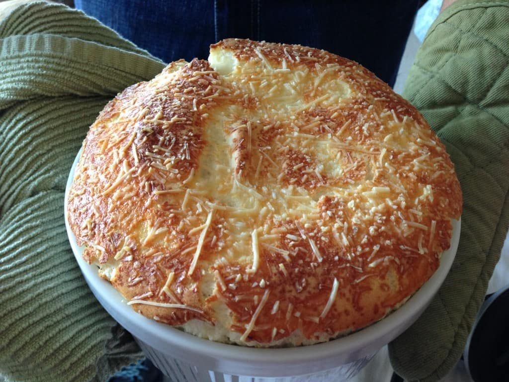 HighProtein Cheese Souffle Pureed food recipes, Cheese
